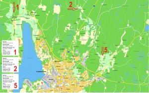 Karta 1 av 2